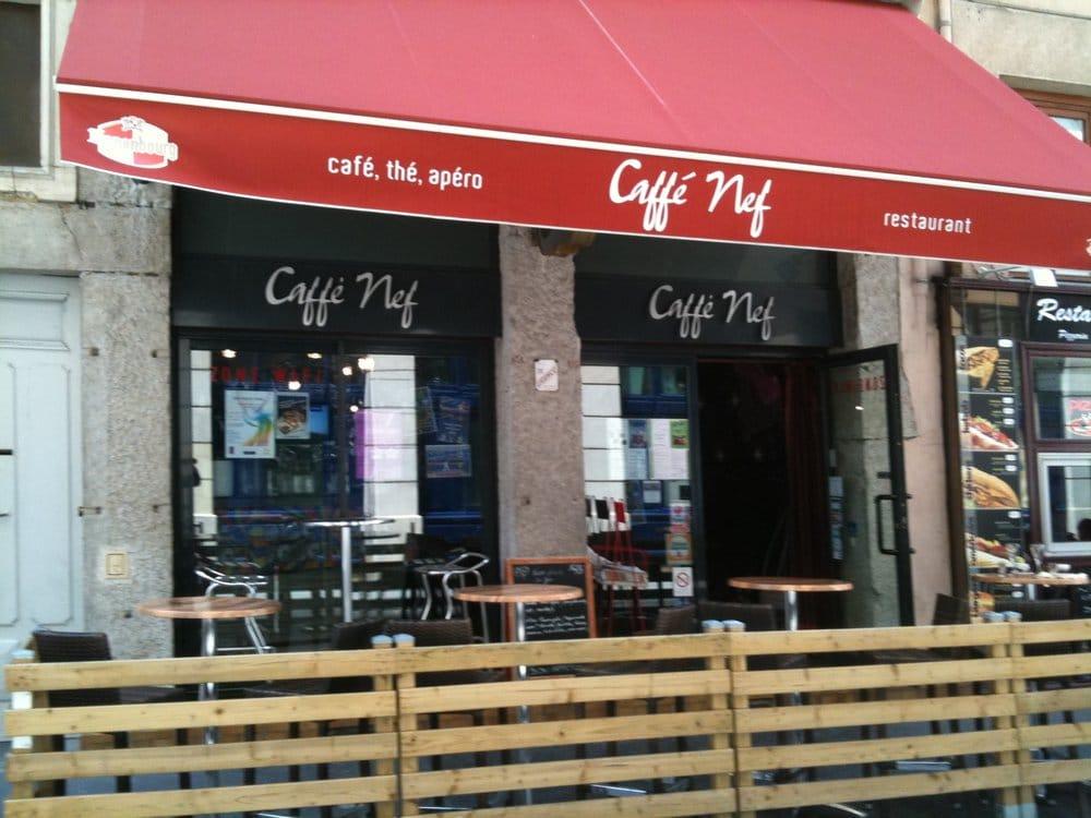 Rue Palais Grillet Restaurant