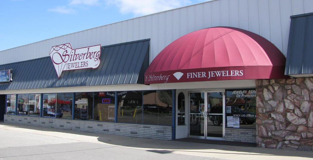 S. Silverberg Finer Jewelers: 1805 S Mission St, Mount Pleasant, MI
