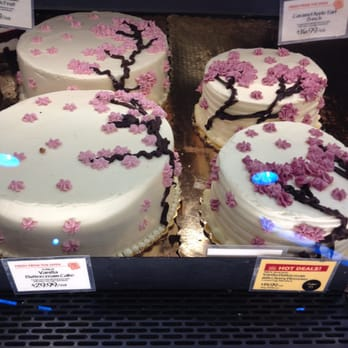 cake from whole foods