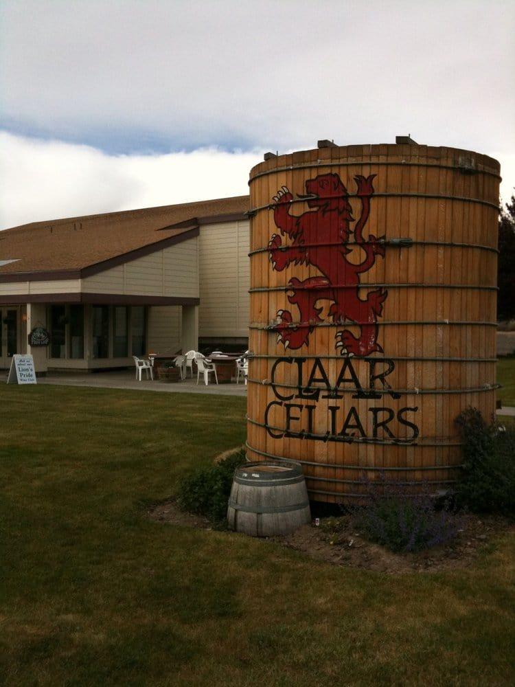 Claar Cellars Winery: 1001 Vintage Valley Pkwy, Zillah, WA
