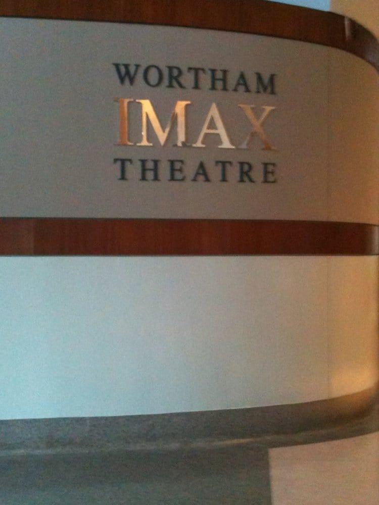 Wortham IMAX Theatre: 1 Hermann Cir Dr, Houston, TX