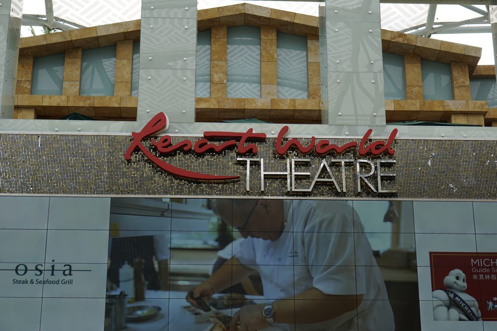 Resort World Sentosa Theatre