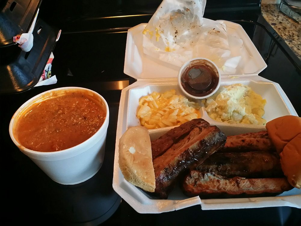 Mot's Pit Cooked Barbeque: 3963 Columbia Rd, Augusta, GA