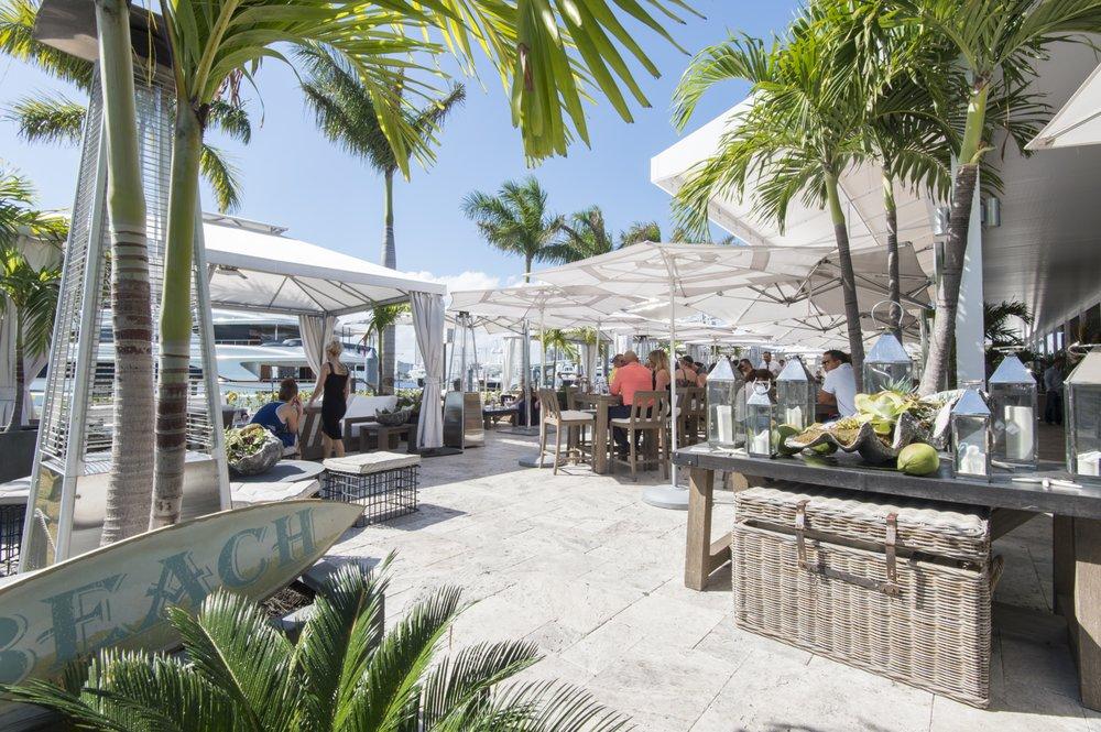 The Deck at Island Gardens: 888 MacArthur Cswy, Miami, FL