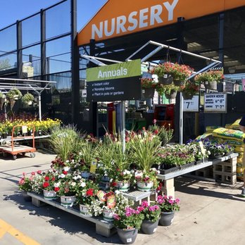 Photo Of The Home Depot Orange Ca United States Great Nursery Department
