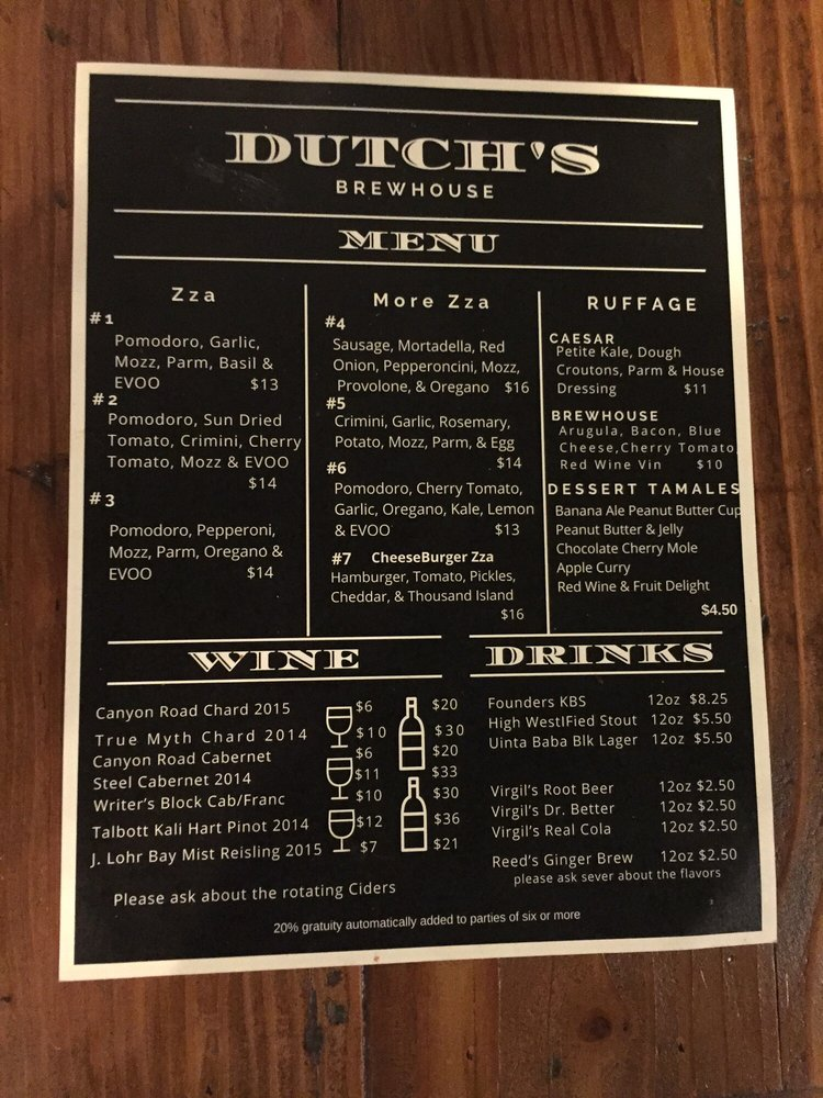Dutch S Brewhouse Long Beach Ca