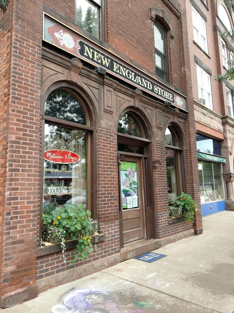 New England Store: 518 Main St W, Ashland, WI