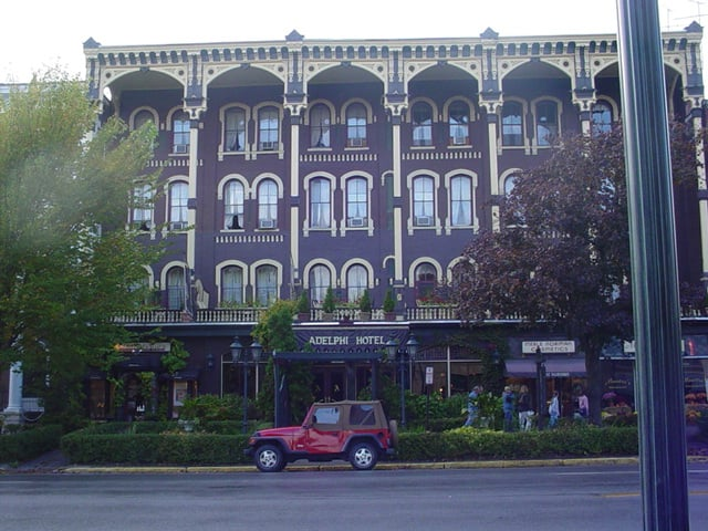 Adelphi hotel closed 19 photos 15 reviews hotels for New hotels in saratoga springs ny