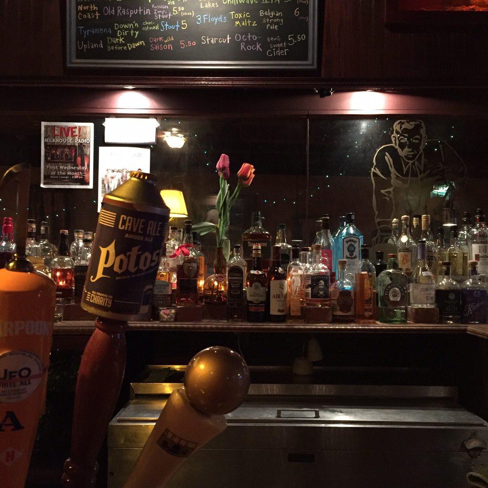 The Mason Lounge: 416 S Park St, Madison, WI