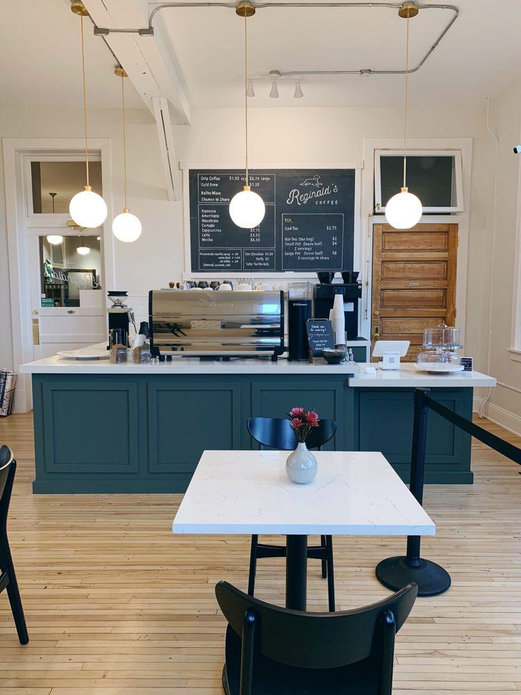 Reginald's Coffee: 2600 South Park Rd, Bethel Park, PA