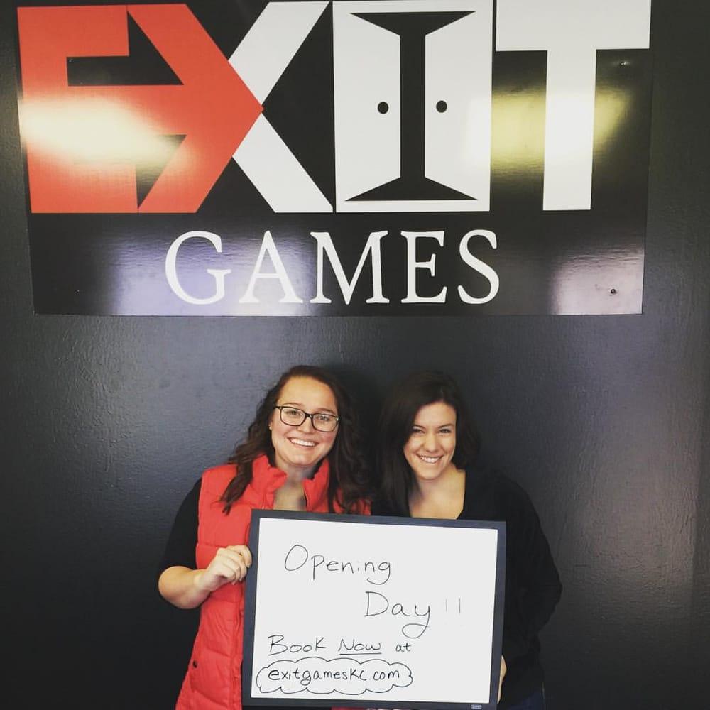 Exit Games: 300 Oak St, Bonner Springs, KS
