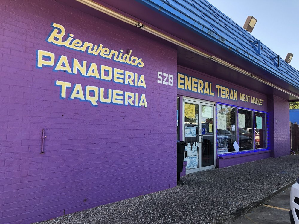 General Teran Meat Market: 528 S Anderson St, Angleton, TX