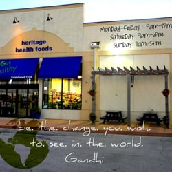 Heritage Health Foods Country Club Hills