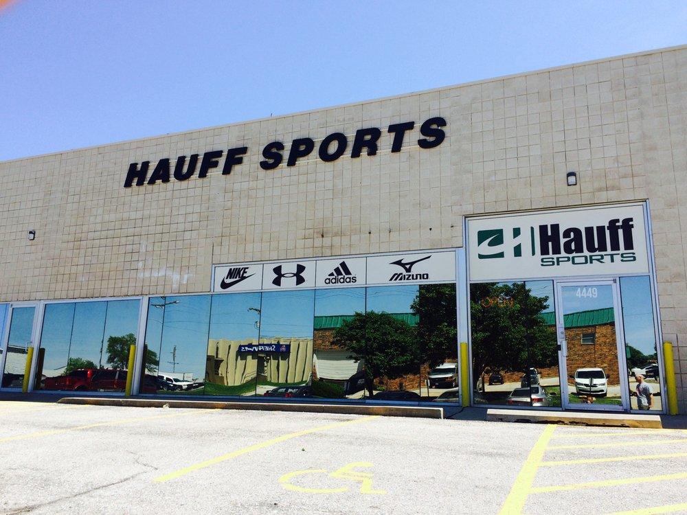 Hauff Sporting Goods: 4449 South 102nd St, OMAHA, NE