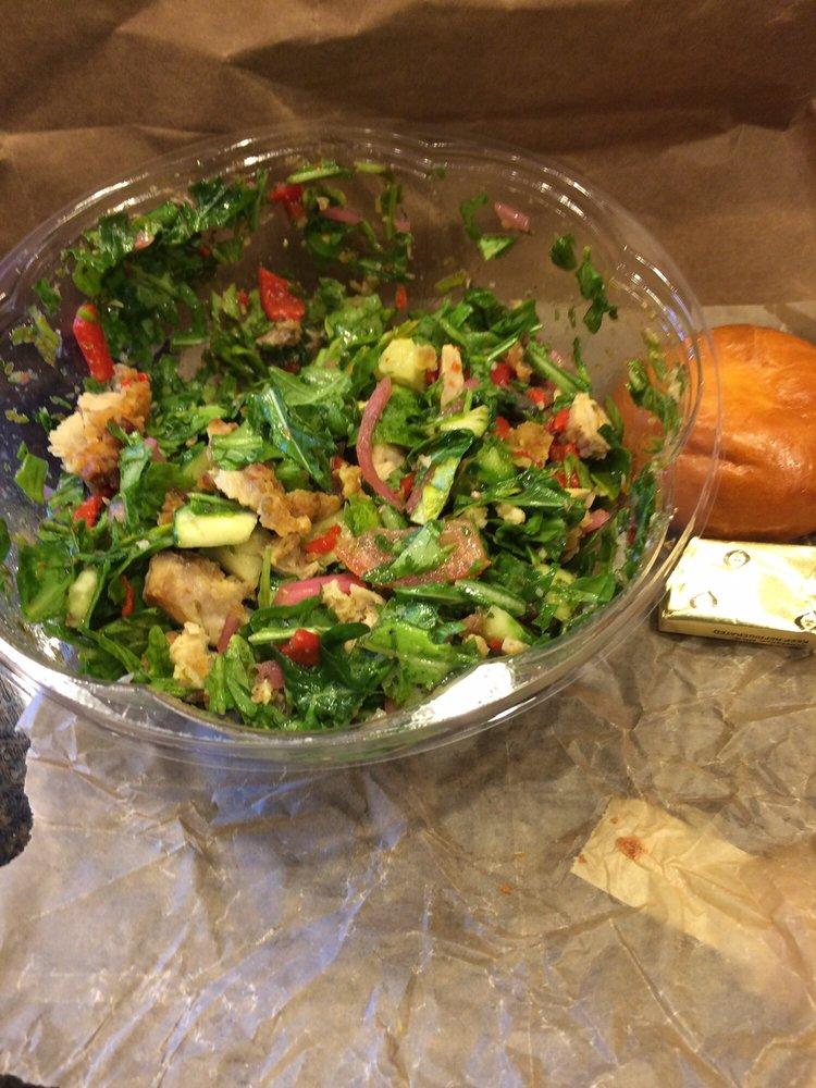 Chop Shop Salads Food Truck