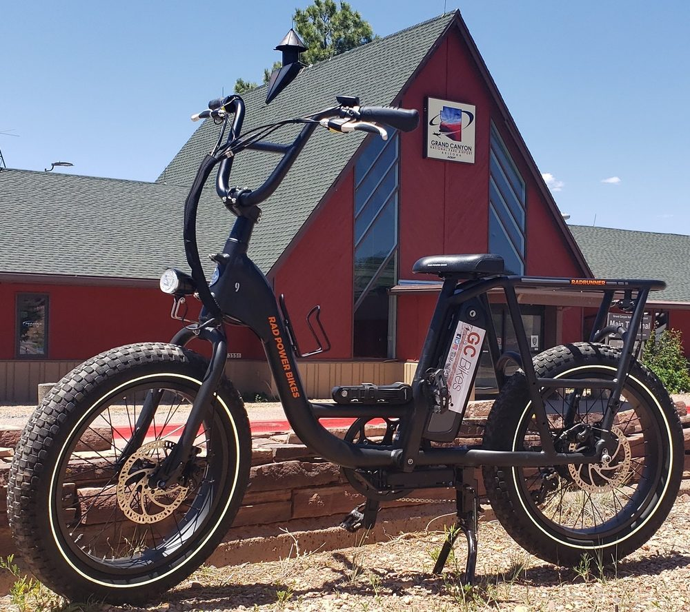 Grand Canyon Bikes: 3551 Airport Rd, Grand Canyon Village, AZ
