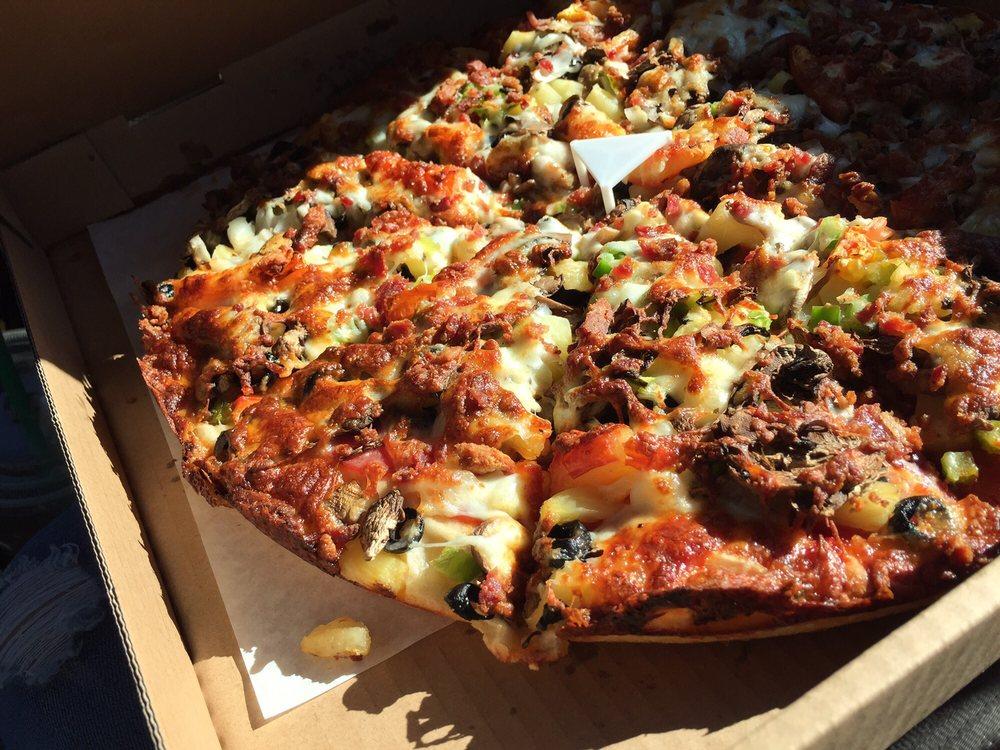 The Pizza Gallery: 1117 SW 128th St, Burien, WA