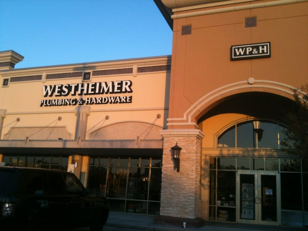 Westheimer Plumbing And Hardware Closed Home Garden