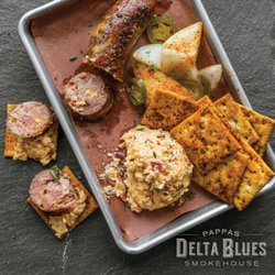 1 Pas Delta Blues Smokehouse
