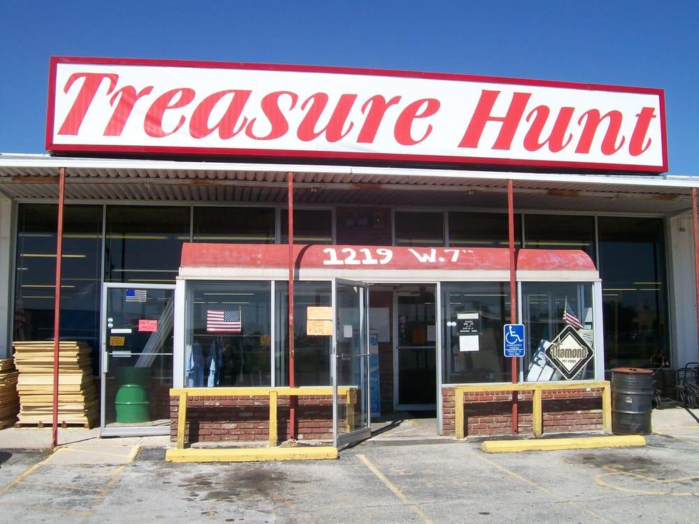 Treasure Hunt: 1219 W 7th St, Galena, KS