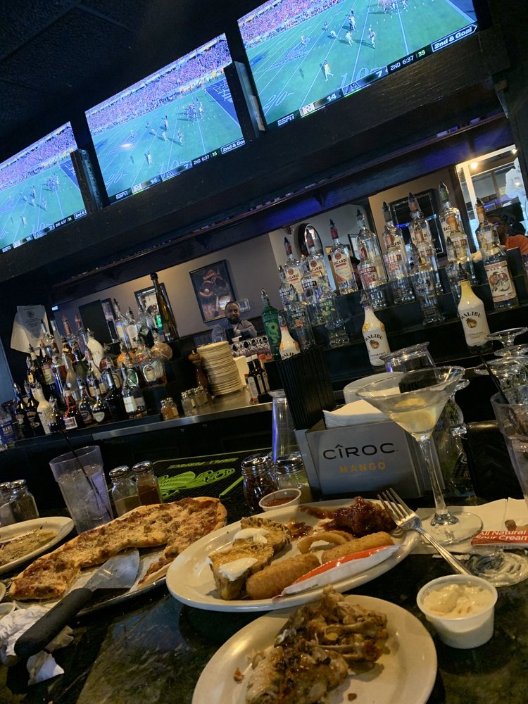 Social Spots from Bocce's Bar and Grill