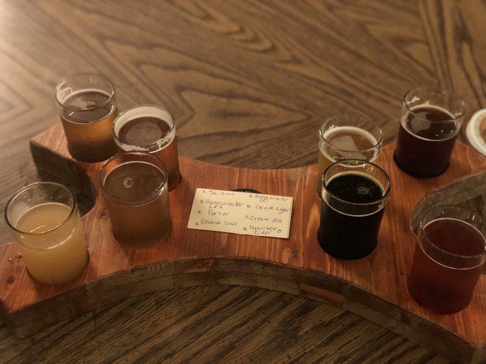 Bentonville Brewing Company: 901 SW 14th St, Bentonville, AR