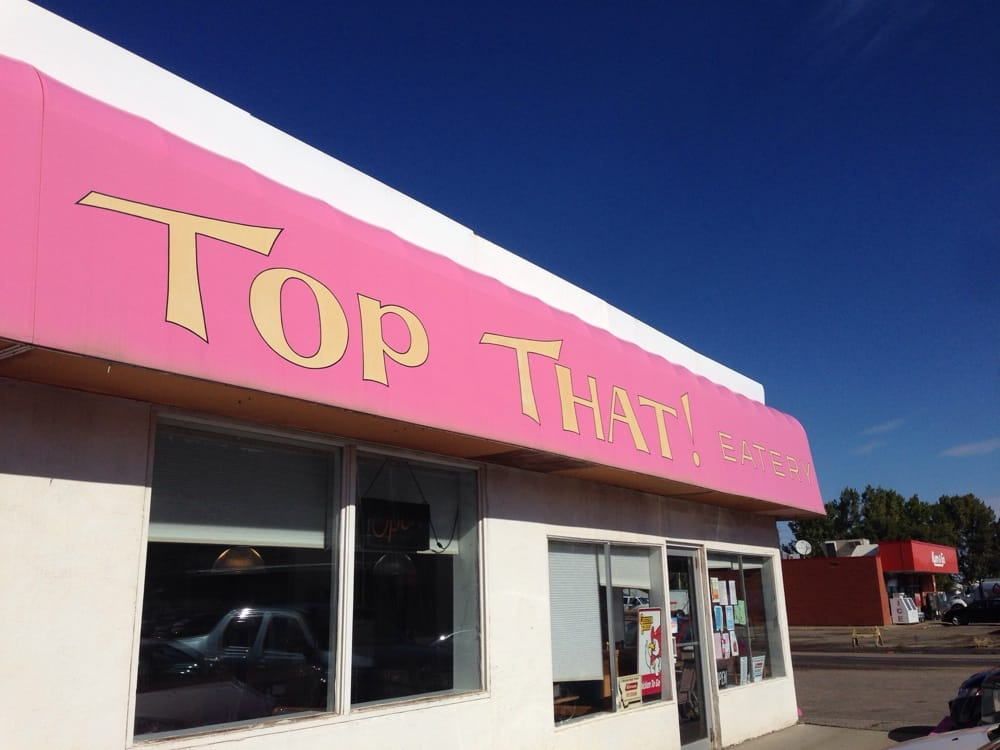 Top That Eatery: 983 Front, Forsyth, MT