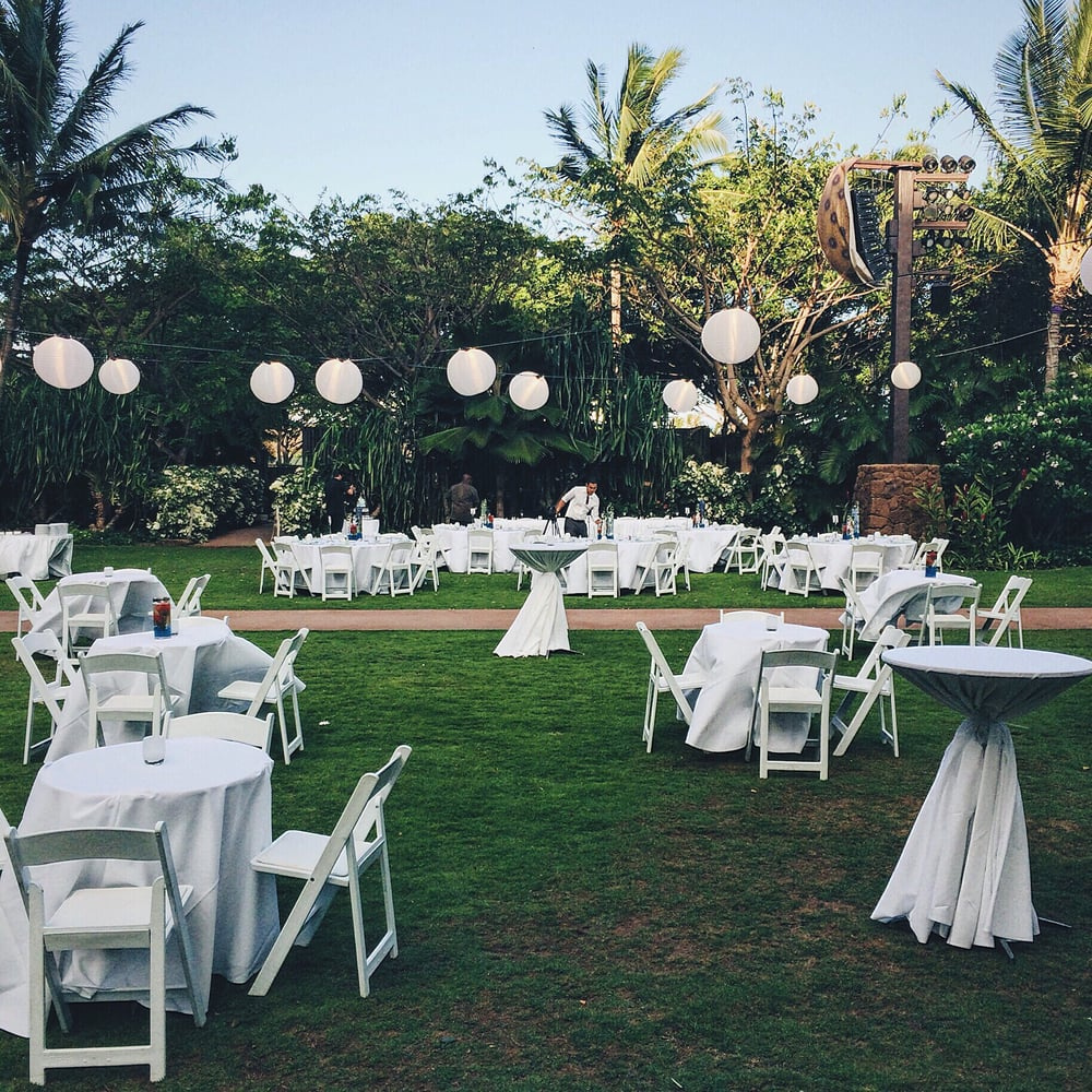 How Beautiful Is This Wedding Reception? On The Halawai