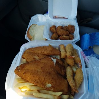 Fresh Box Seafood Daytona Beach