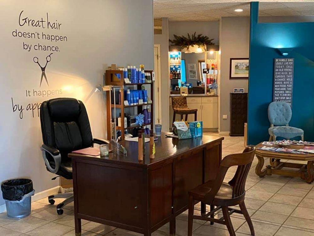 Inspire Salon: 1840 W Pointe Dr, Oshkosh, WI