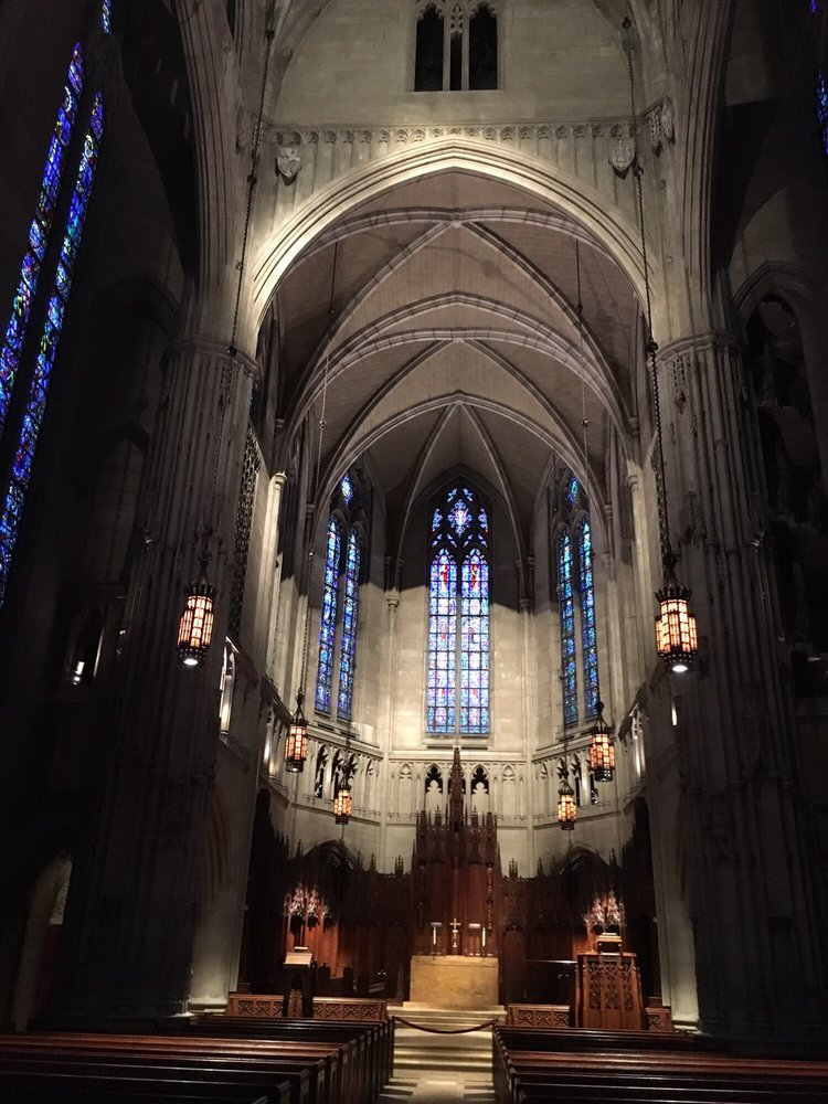 Heinz Chapel: 4200 Fifth Ave, Pittsburgh, PA