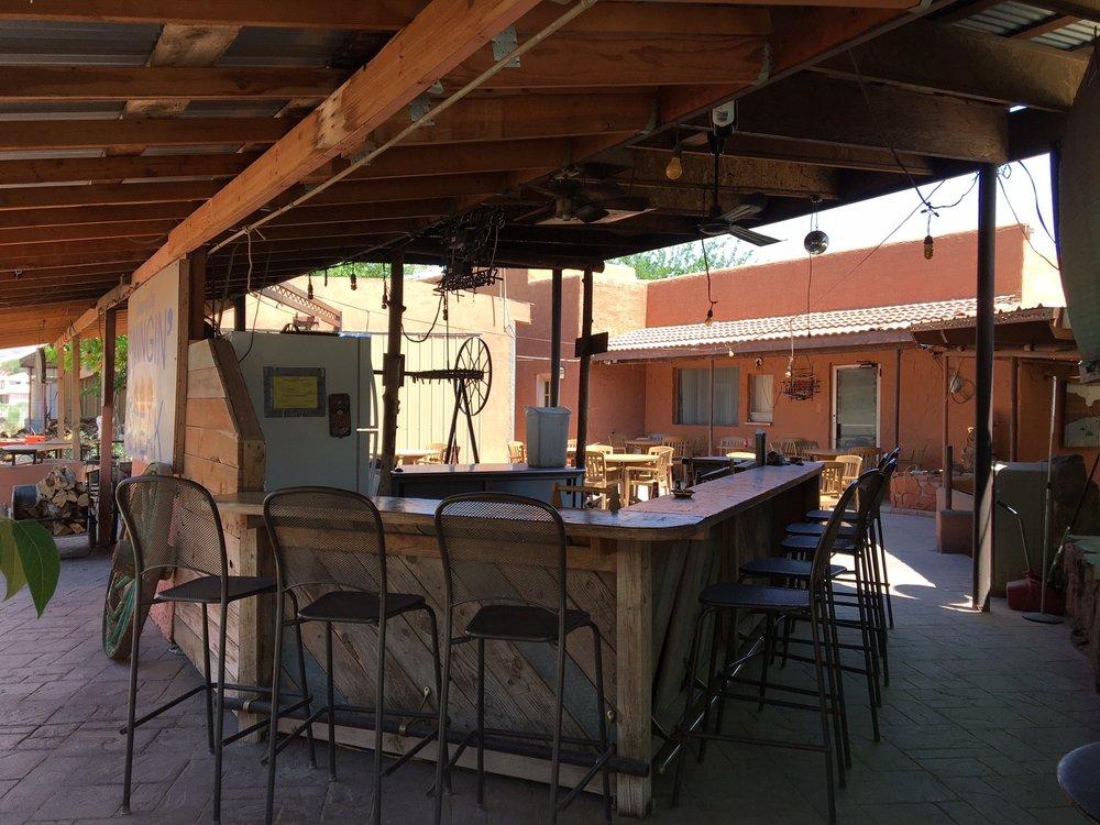 The Swinging Steak Inn: 2265 US 163 Scenic, Mexican Hat, UT