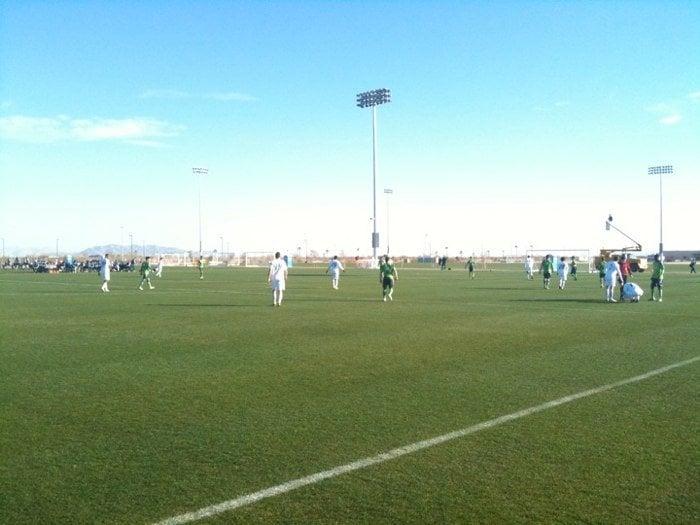 Grande Sports Academy: 2612 W Gila Bend Hwy, Casa Grande, AZ