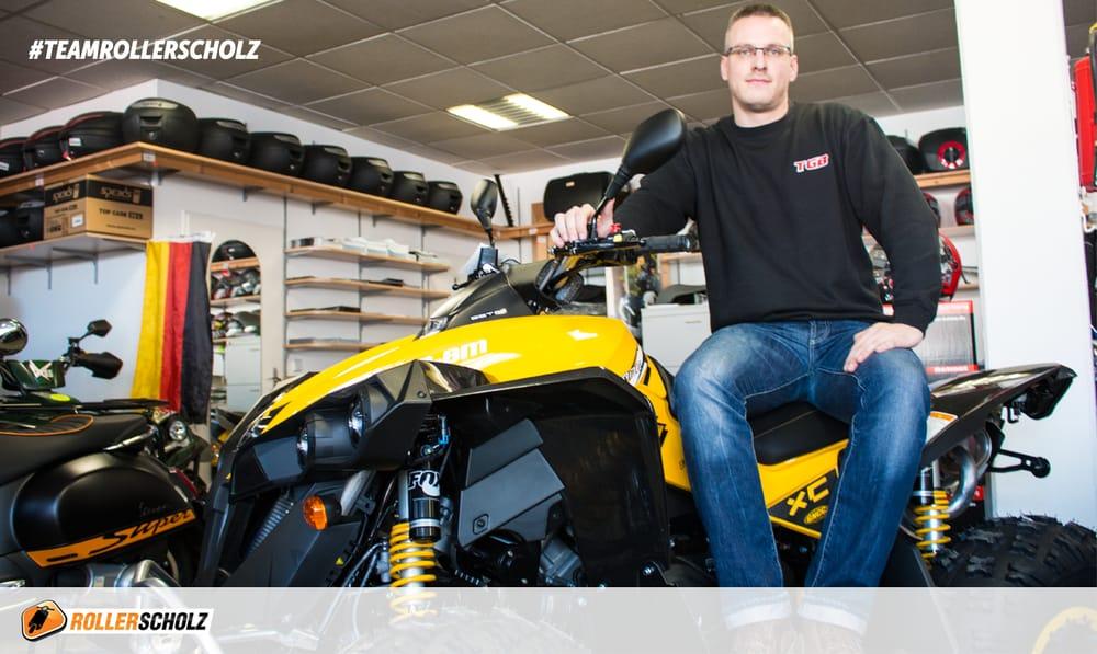 Roller Scholz 30 Foto Concessionari Moto Wiesendamm
