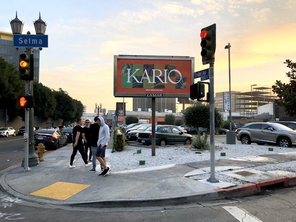 Public Parking: 6350 Selma Ave, Los Angeles, CA