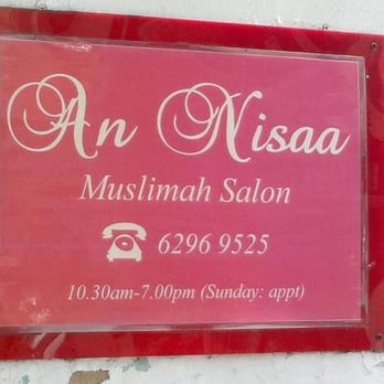 An nisaa hairdressing salon hairdressers 726 north for Act point salon review