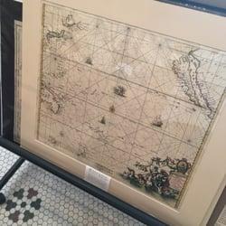 Photo Of George Ritzlin Antique Maps Prints Evanston Il United States