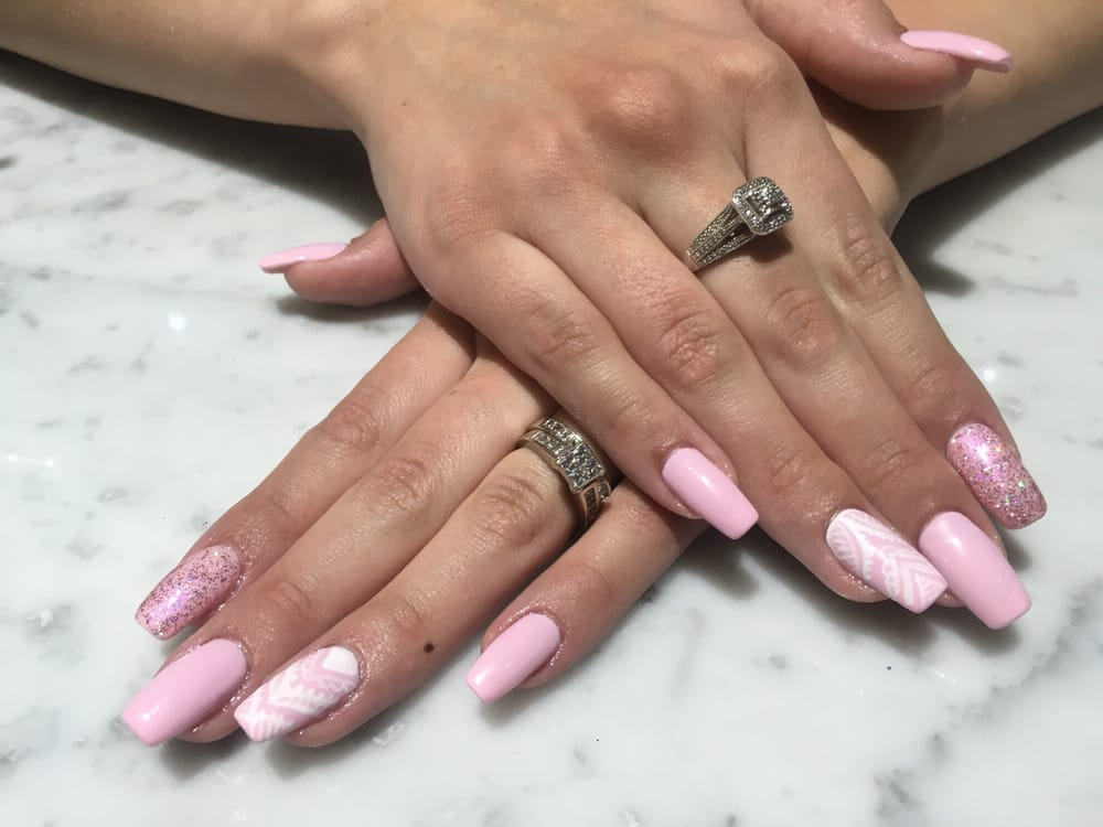 OPI Mod About You- Design and Nails by Eileen. She is awesome - Yelp