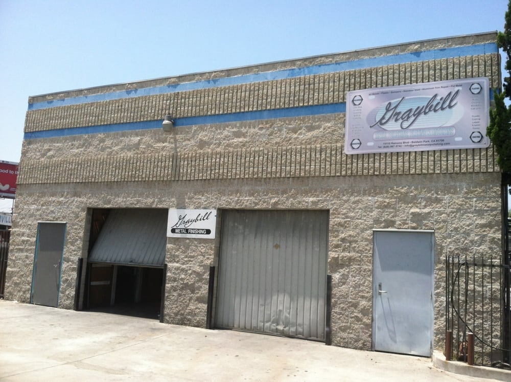 Graybill Metal Polishing: 15110 Ramona Blvd, Baldwin Park, CA