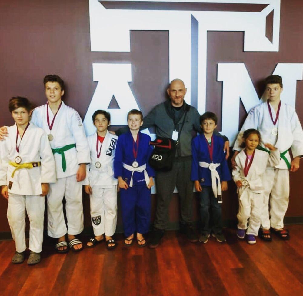 KARA Judo Sambo Club: 1987 W T C Jester Blvd, Houston, TX