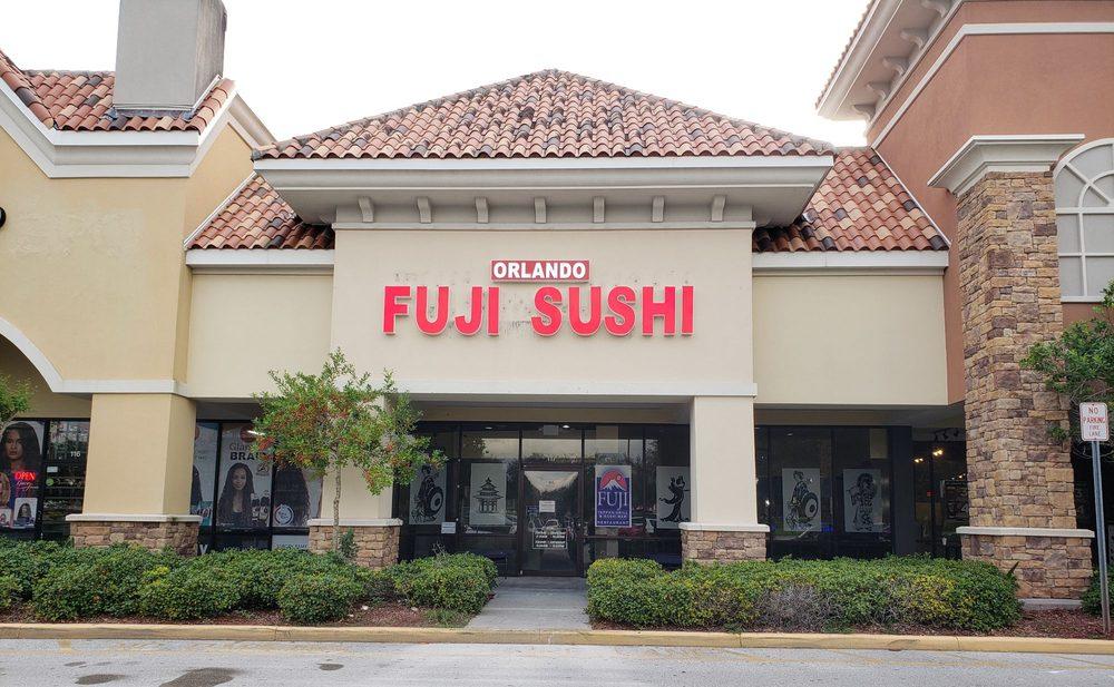 Orlando Fuji Sushi: 504 N Alafaya Trl, Orlando, FL