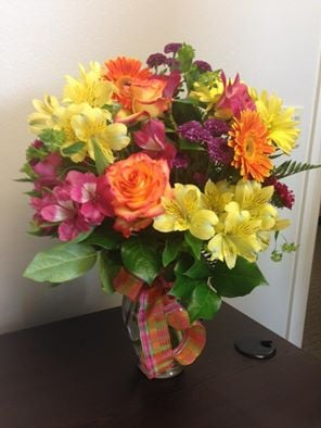 The Cheer Someone Up Bouquet Perfect Yelp