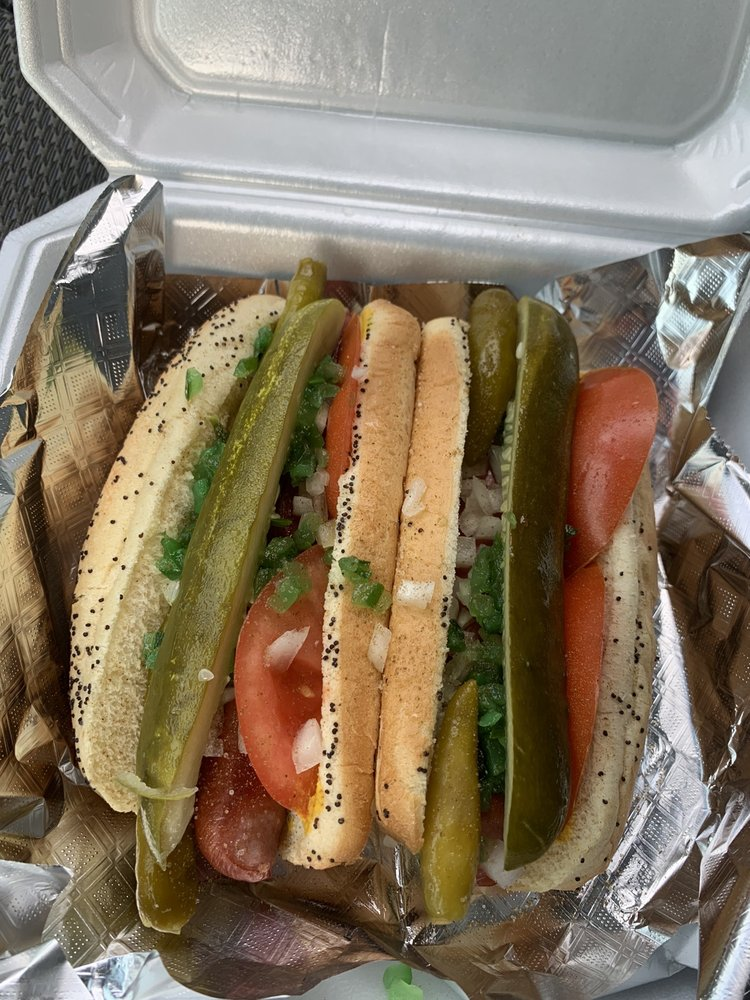 Top Dog Grill