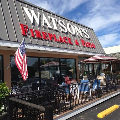 Watson's Fireplace & Patio - Fireplace Services - 1616 York Rd ...