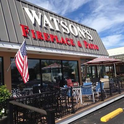 Photo For Watsonu0027s Fireplace U0026 Patio