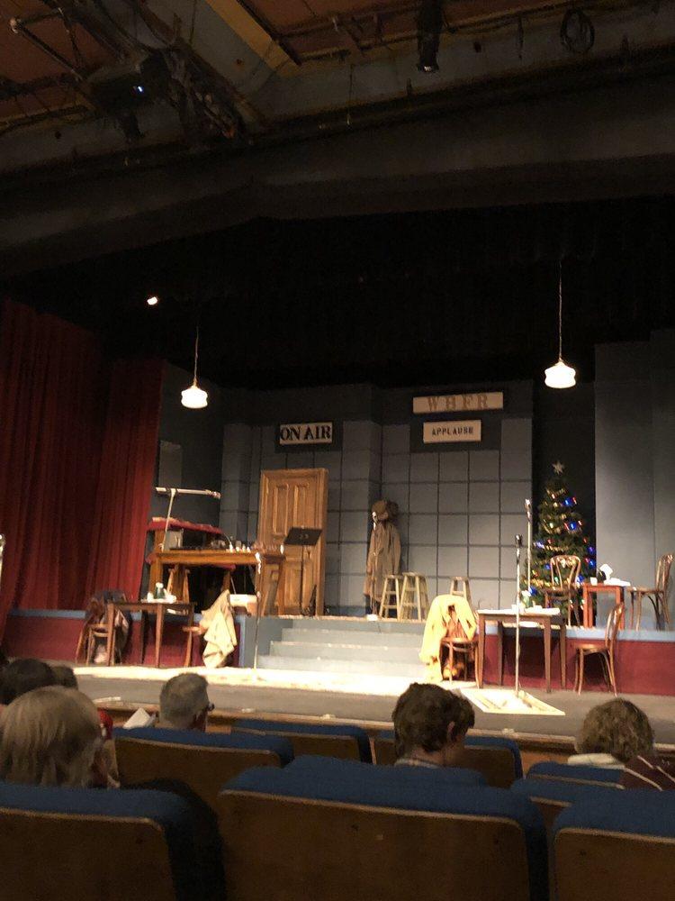 Pollard Theatre: 120 W Harrison Ave, Guthrie, OK