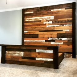 Photo Of UrbanResto   Tampa, FL, United States. Custom Bed Made From  Reclaimed