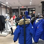 canada goose 101 wooster