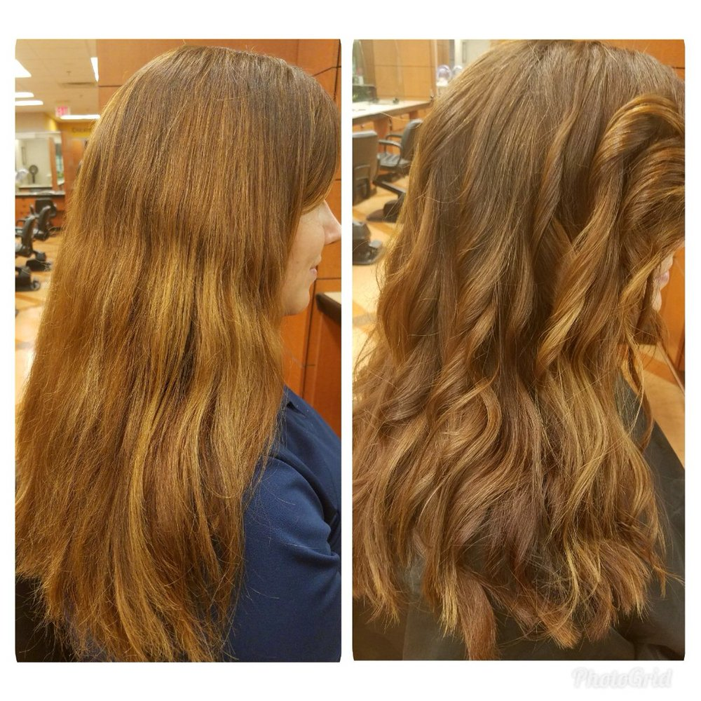 The Aveda and L'anza Salon and Spa At Oak Park Mall: 11601 W 95th St, Overland Park, KS