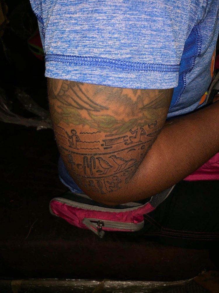Pain And Pleasure Tattoo Parlor: 4343 W Camp Wisdom Rd, Dallas, TX